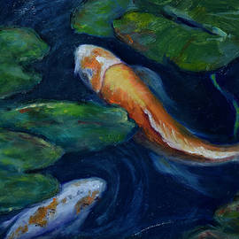 Sandra Nardone - Little Koi