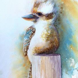 Katie Lloyd - Little Kookaburra