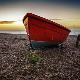 Little Red Boat by James Billings