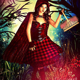 Little Red Riding Hood by Alicia Hollinger