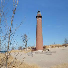Fran Riley - Little Sable Point Lighthouse