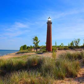 Michael Rucker - Little Sable Point Lighthouse