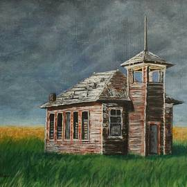 Little Schoolhouse on the Prairie by Louise Williams