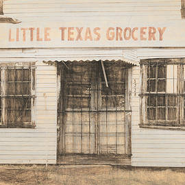 Little Texas Yesterday by Bellesouth Studio