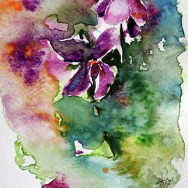 Kovacs Anna Brigitta - Little violet