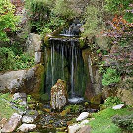 Sandy Keeton - Little Waterfall