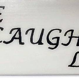 Arnie Goldstein - Live Laugh Love