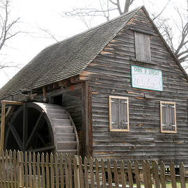 Livesay Grist Mill by Dwight Cook