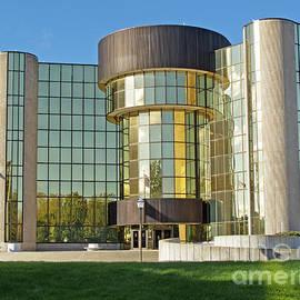Livonia City Hall by Ann Horn