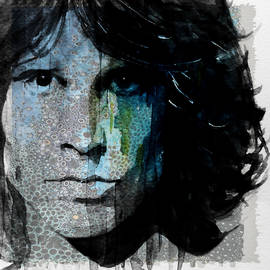 Lizard King  Jim Morrison  - Paul Lovering
