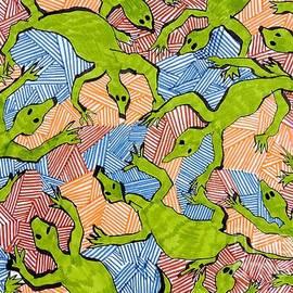 Lizard Terra Nova