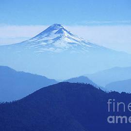 James Brunker - Llaima volcano Chile