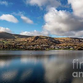 Adrian Evans - Llanberis Village Snowdonia