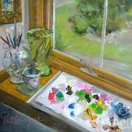 Load The Palette by Lori Pittenger