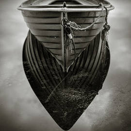 Dave Bowman - Boat Reflection