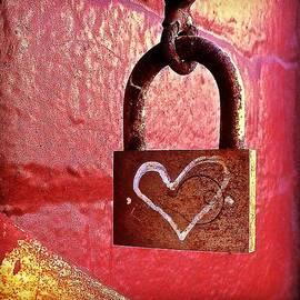lock/heart