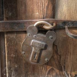 Jane Linders - Lock Squire Vintage hinge