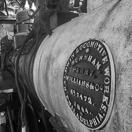 David Beebe - Locomotive In Cuba