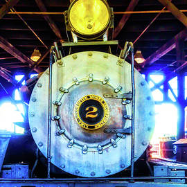 Garry Gay - Locomotive Works No 2