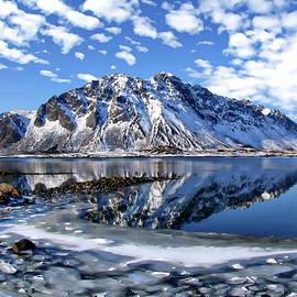 Anthony Dezenzio - Lofoten Winter Scene