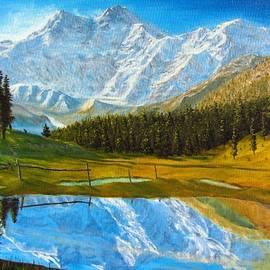 Gavin Kutil - Lofty Mountain Grandeur