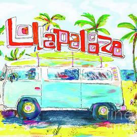 Lollapalooza by Beth Saffer