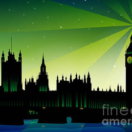 Sandra Hoefer - London Big Ben