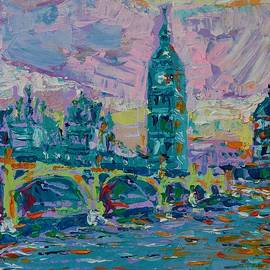 Adriana Dziuba - London Bridge