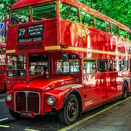 Linus Leijon - London by bus