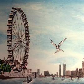 Irving Starr - London Eye
