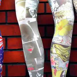 London Legs by KG Thienemann