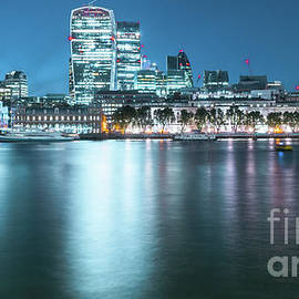 London Lights by Svetlana Sewell