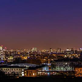 Mariusz Czajkowski - London panorama
