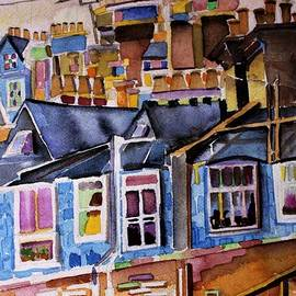 Mindy Newman - London Rooftops