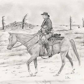 Steve Cost - Lone Rider