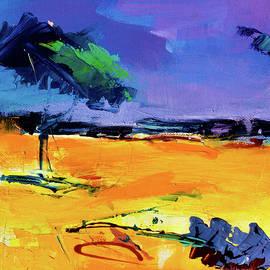 Elise Palmigiani - Umbrella Pine Tree in Provence