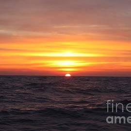Long Island Winter Sunrise by John Telfer
