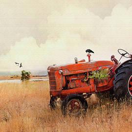 Theresa Tahara - Long Lake Tractor