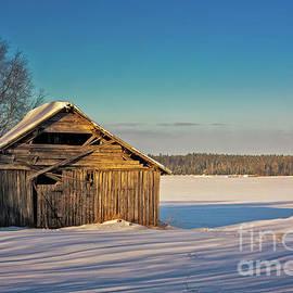 Jukka Heinovirta - Long Shadows On The Snow