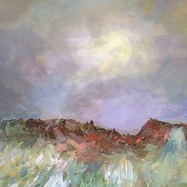 Longing for blue skies by Anda Gheorghiu