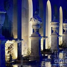 Jeannie Rhode - Beautiful Evening Fountains