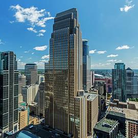 Lonnie Paulson - Looking Across the City