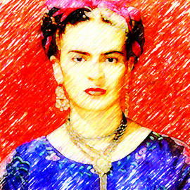 Looking for Frida  by Madalena Lobao-Tello