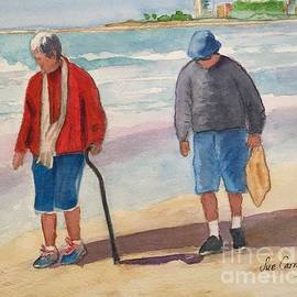Looking for Treasures by Sue Carmony