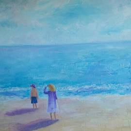 Looking out to Sea by Joy Fahey