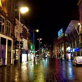 Joan-Violet Stretch - Looking Towards Paradise Street