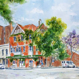 Lord Dudley Hotel by Debbie Lewis