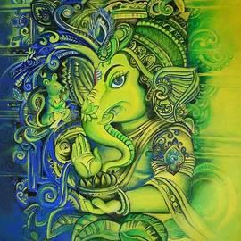 Lord Ganesha by Payal Tripathi