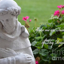Lord Make Me An Instrument of Thy Peace by Debby Pueschel