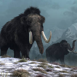 Lords Of The Ice Age by Daniel Eskridge
